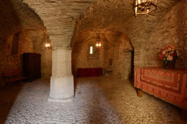 Party im Gewölbekeller von Schloss Schmidtheim