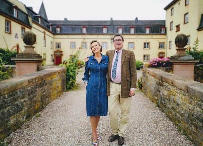 Anne und Emmanuel Beissel von Gymnich