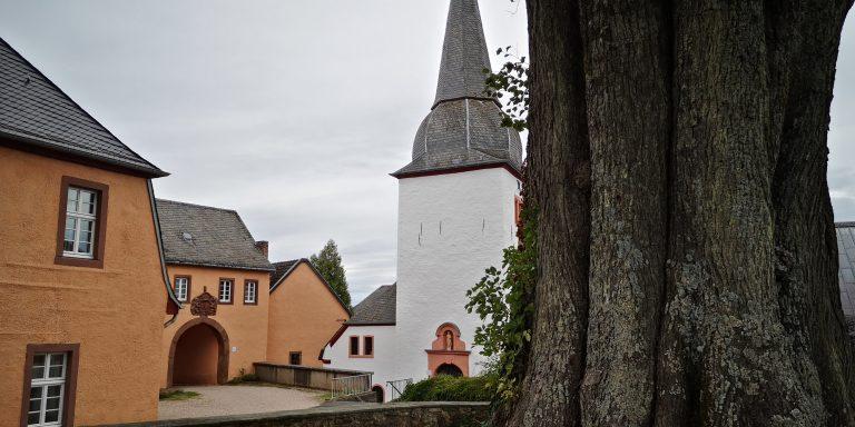 Gerichtslinde, Kirche, Schmidtheim